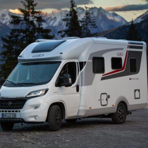 luxusne karavany na prenajom